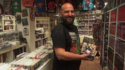 ¿Qué piensan de 'Capitán América: Civil War' los dependientes de las tiendas de cómics?