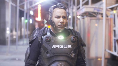 A New Project Imagines Futuristic Body Armor for Police Violence Activists