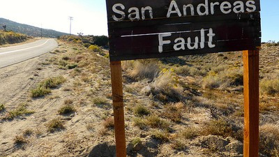 The San Andreas Fault May Be About to Explode