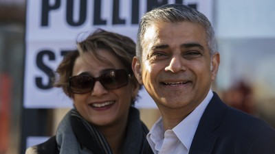 A Muslim Bus Driver's Son Has Just Beaten a Millionaire Banking Heir to Become the Mayor of London