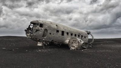 Der gefährlichste Ort Islands: Die mysteriöse Geschichte des gestrandeten Geister-Wracks