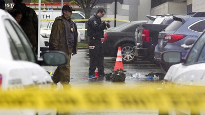 Police Capture Federal Agent Suspected of Killing Three in String of Maryland Shootings