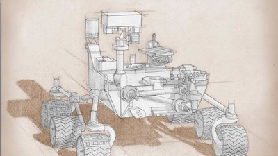 Si hay vida en Marte, cada vez lo tiene más chungo para esconderse del nuevo robot de la NASA