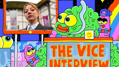 Talking to Filmmaker Philomena Cunk About Drugs and Global Warming