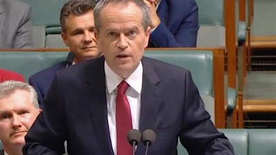'Class War' or Not, Bill Shorten's Budget Reply Speech Appealed to the Little Guy