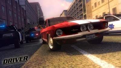 Why 'Driver: San Francisco' Is Gaming's Most Fabulous Joyride