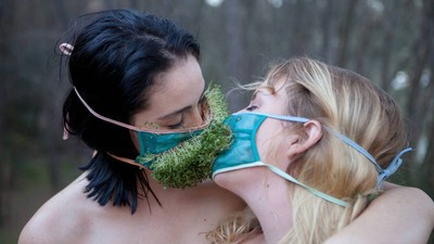 You Can Literally Have Sex with the Environment in this 'Ecosexual Bathhouse'