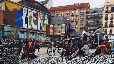 Madrid no es tan moderna como parece