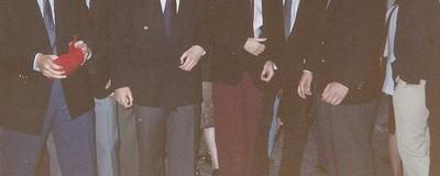 Fui un pijo adolescente en el Madrid de los 90