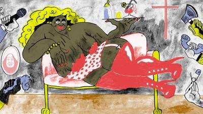 Un entretien avec une prostituée de 58 ans de la rue Saint-Denis