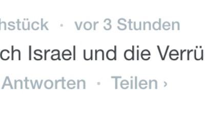 Das Netz weiß, wer an Grafing schuld ist: Die Juden, Wartezeiten bei Ärzten & Merkel