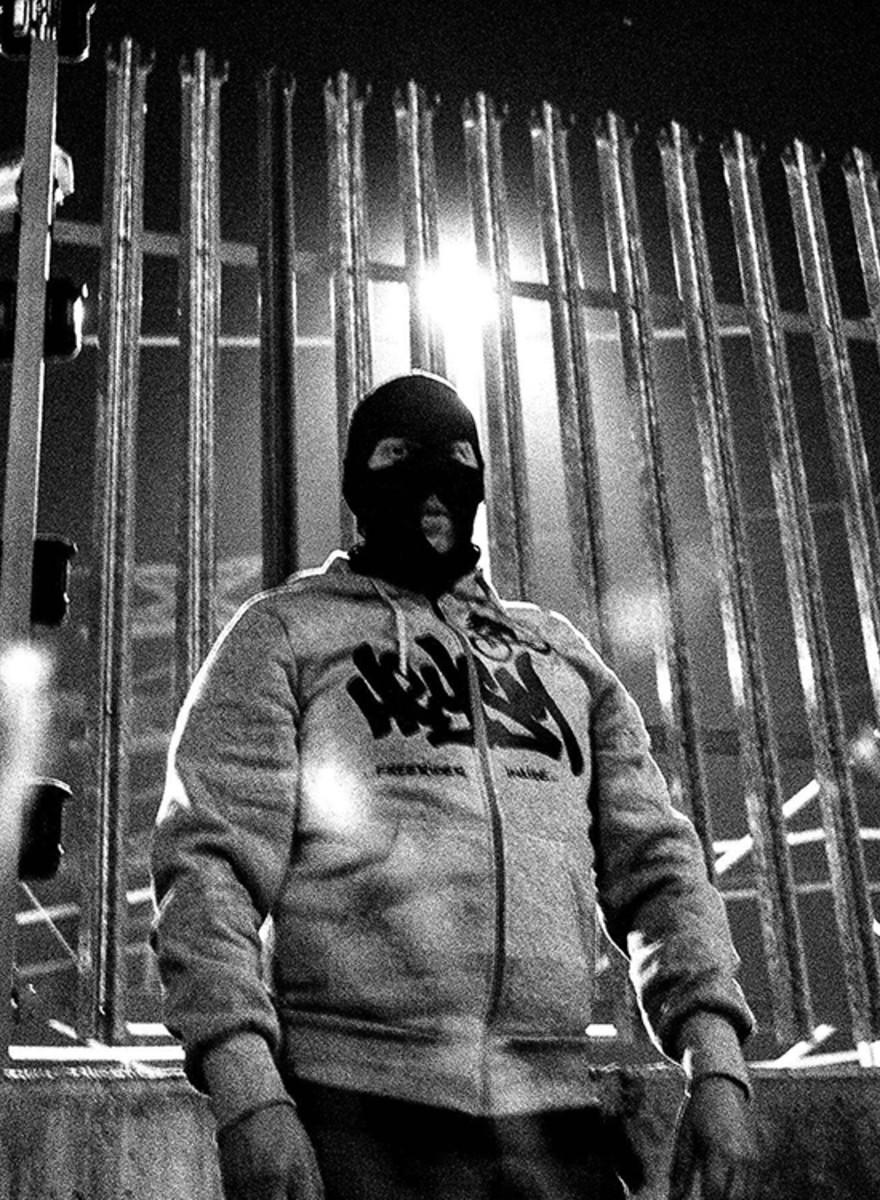 Cuatro años fotografiando grafiteros