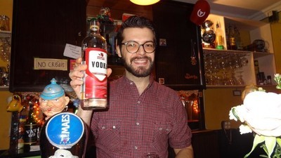 Een nostalgische tocht naar de bar waar ik als tiener leerde drinken