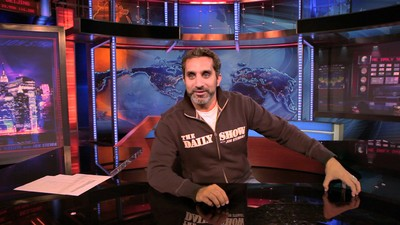 The 'Egyptian Jon Stewart' Takes Us Inside the Arab Spring and Its Aftermath