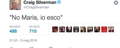 Abbiamo chiesto a Craig Silverman cosa ci trova di così divertente nella tv italiana