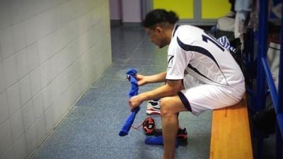 Pour les toxicomanes, le foot aide à ne pas rester sur la touche