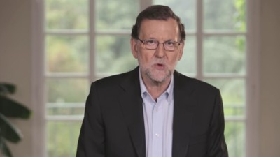¿Por qué es presuntamente ilegal el vídeo de Rajoy en la Moncloa?