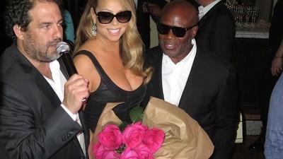 O dia em que almocei com Mariah Carey