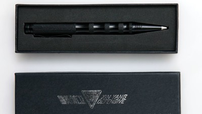 This Pen Is the Weapon of Choice for China's Elite Bodyguards