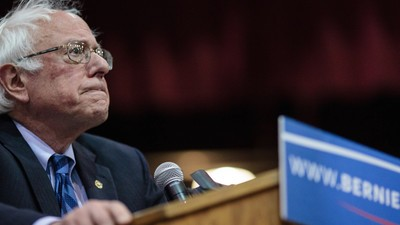 Bernie Sanders Refuses to Quit, for Now