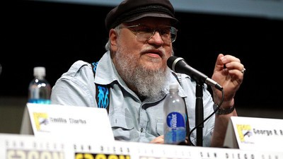 George R. R. Martin Is the Only Novelist the Internet Cares About