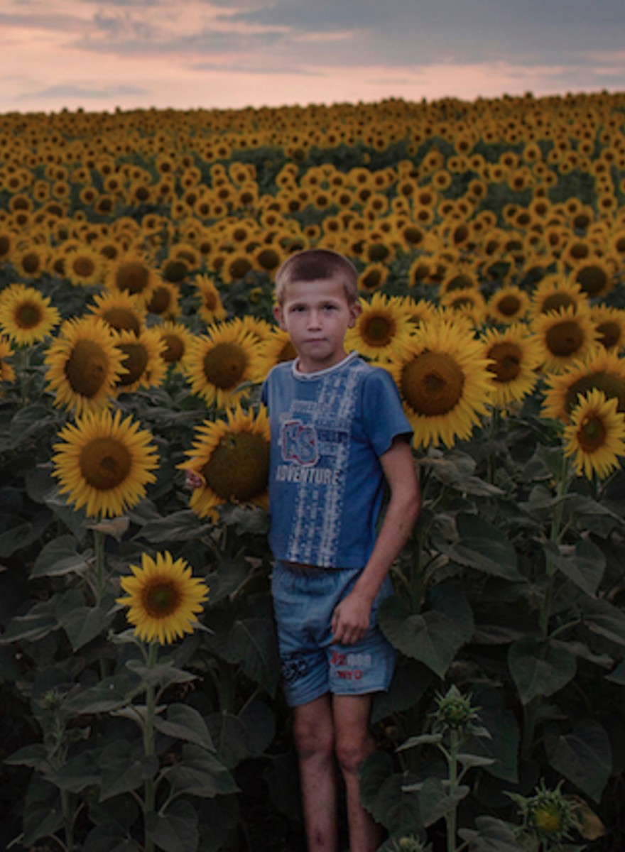 Photos of Childhood in Europe's Poorest Nation