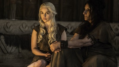 These New 'Game of Thrones' Photos Show Everybody Just Wants a Buddy