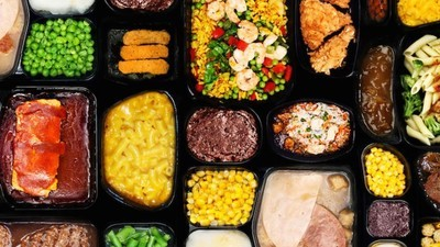 Frozen TV Dinners Are Not for the Faint of Heart