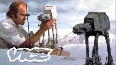 O mestre da animação por trás de Star Wars e Jurassic Park