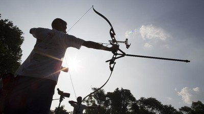 The Indigenous Brazilian Archers Attempting to Become Olympians