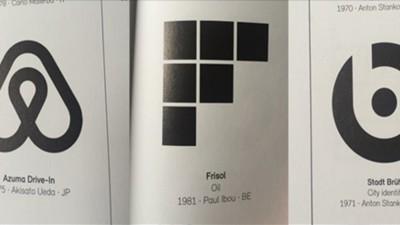 Airbnb & Co – Die Logos dieser Unternehmen stammen aus einem Buch von 1989