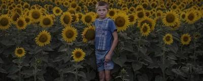 Billeder af børn på eventyr i det fattige Moldova