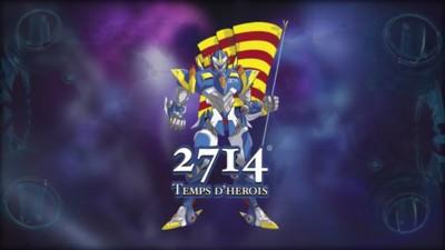 Os presentamos el juego de cartas de robots independentistas catalanes gigantes