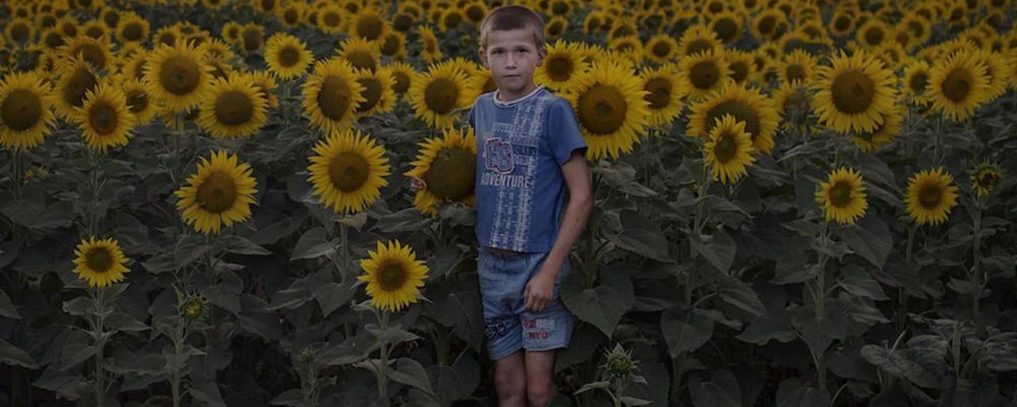 Fotos de la infancia en el país más pobre de Europa