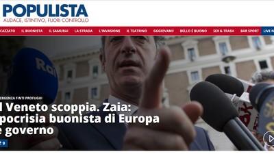 Abbiamo chiesto a un esperto di bufale di analizzare il nuovo sito di Matteo Salvini