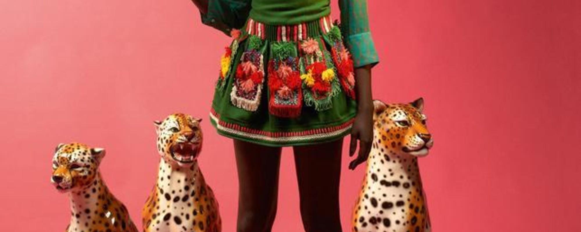 Imagens de alguns dos mais excitantes fotógrafos africanos da actualidade