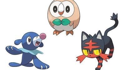 Una opinión espontánea y sin fundamento sobre los tres nuevos Pokémon que acaban de anunciarse