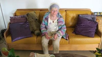 Esta abuelita de 90 años seducía a nazis para que los mataran durante la Segunda Guerra Mundial
