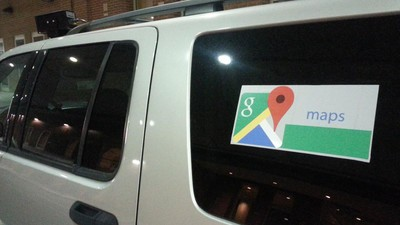 This Isn't a Google Streetview Car, It's a Government Spy Truck