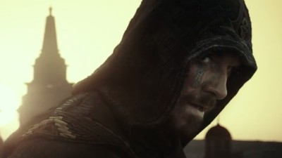 The New Trailer for the 'Assassin's Creed' Movie Is Surprisingly Not Terrible