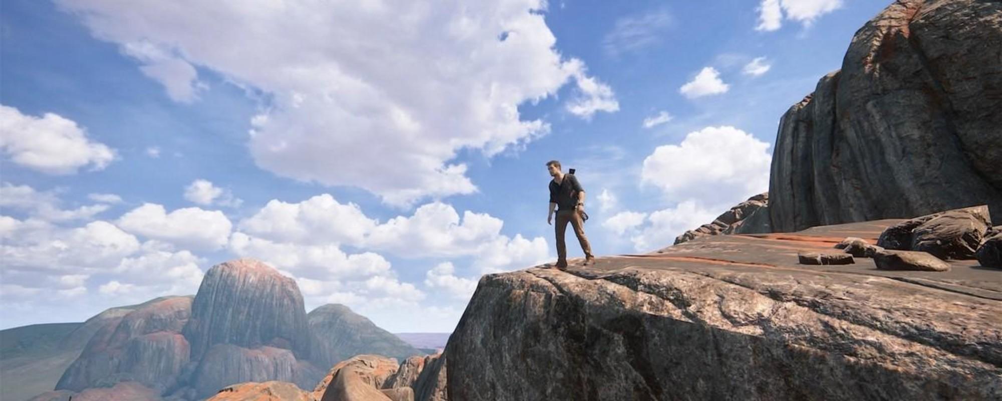 Vale, de acuerdo, 'Uncharted 4' es seguramente el juego más bonito de la historia