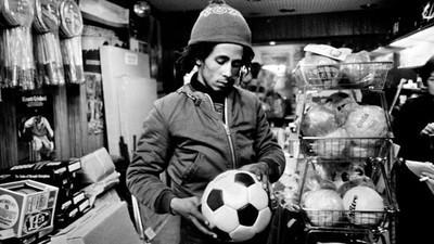 Bob Marley el futbolista