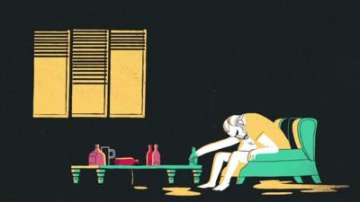 Animan un poema de Charles Bukowski sobre la cerveza