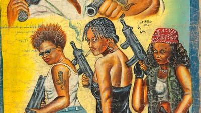 De prachtige handgeschilderde filmposters uit Ghana puilen uit van seks, bloed en voodoo