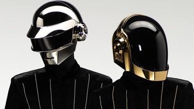 Las canciones de Daft Punk vistas a través de sus samples originales
