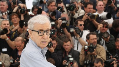 Woody Allen's Plush Treatment by the Media Should Be the Talk of Cannes
