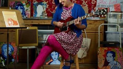 Alice Bag es un icono del punk chicano que nunca ha sacado un disco
