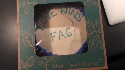 Gay Pastor Admits He Lied About the Slur on His Whole Foods Cake