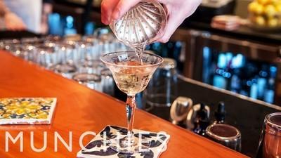 Cum să faci cocktailul Straight Law