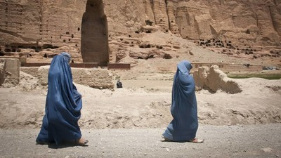 The Taliban Is Publicly Executing Women Again